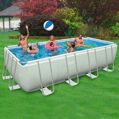 Bazény intex bez filtrace